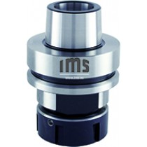 HSK63F Toolholder/ Collet Chuck with Balanced Nut